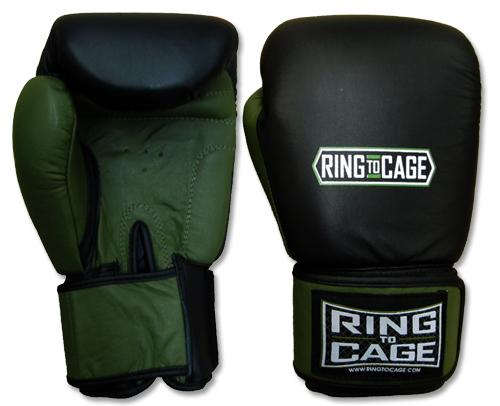 Ring To Cage Muay Thai Sparring Gloves